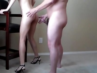 Skinny Wife Anal - Watch More At TsunamiPorn.com