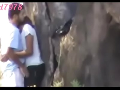 Indian couples fucked in park part 9
